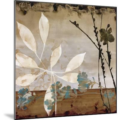 Floralscape I-Dysart-Mounted Art Print