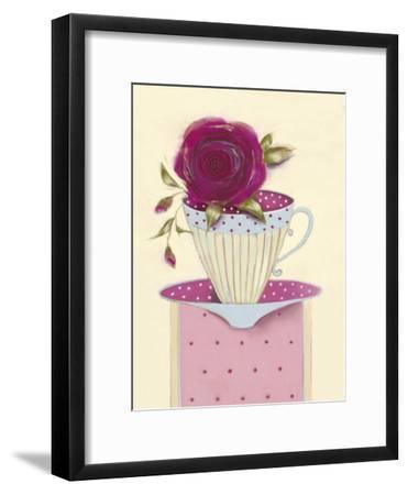 English Rose-Marilyn Robertson-Framed Art Print