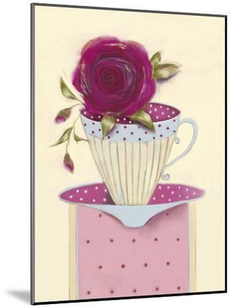English Rose-Marilyn Robertson-Mounted Art Print