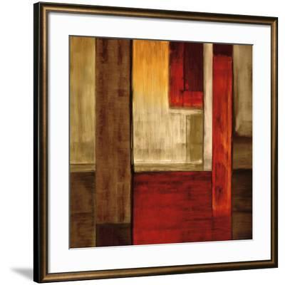 Crossover II-Aaron Summers-Framed Art Print