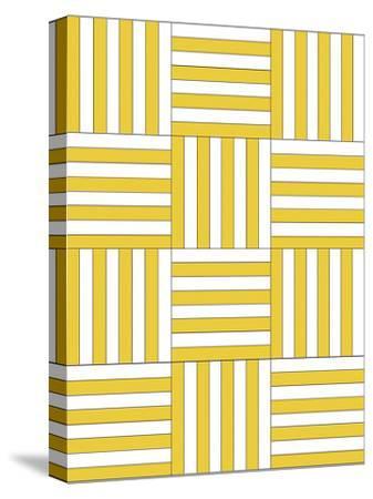 Checkerboard Key-Dan Bleier-Stretched Canvas Print