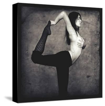 Nata Rajasana-Gosia Janik-Stretched Canvas Print