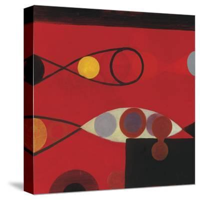 1957, no. 4-Bill Mead-Stretched Canvas Print
