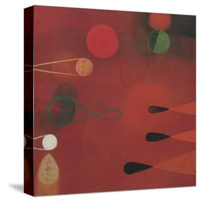 Red Seed, no. 30-Bill Mead-Stretched Canvas Print