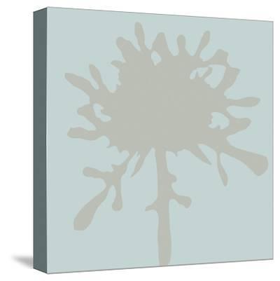 Pomponette (nimbus)-Denise Duplock-Stretched Canvas Print