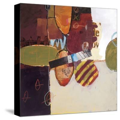 Varick Street-Derek Tucker-Stretched Canvas Print