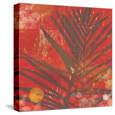 Exotic Palm-Erin Clark-Stretched Canvas Print