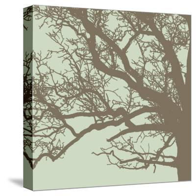 Winter Tree III-Erin Clark-Stretched Canvas Print