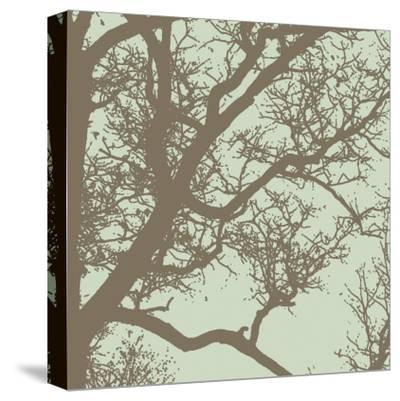 Winter Tree IV-Erin Clark-Stretched Canvas Print
