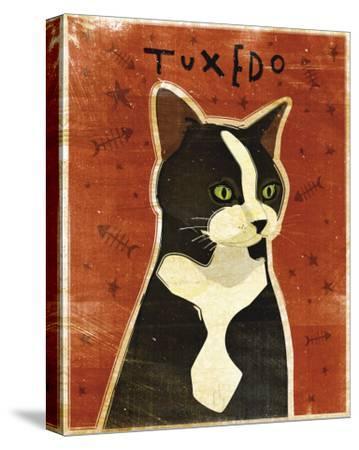 Tuxedo-John Golden-Stretched Canvas Print