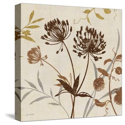 Natural Field II-Lisa Audit-Stretched Canvas Print