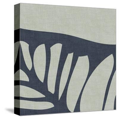 Shadow Leaf II-Mali Nave-Stretched Canvas Print