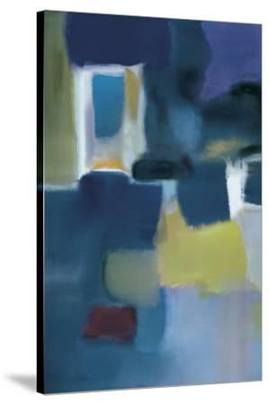 Entering the Poem-Nancy Ortenstone-Stretched Canvas Print