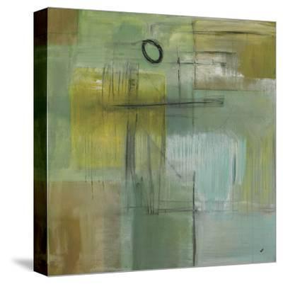 Halo I-Zae Ulrich-Stretched Canvas Print