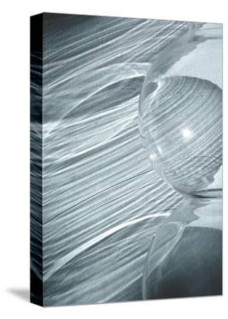 Shadow Sphere II-Jenny Kraft-Stretched Canvas Print