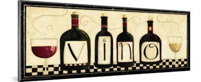 Vino-Dan Dipaolo-Mounted Art Print
