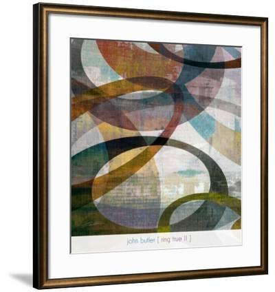 Ring True II-John Butler-Framed Art Print