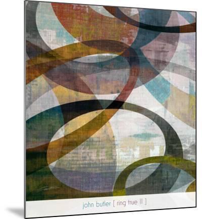Ring True II-John Butler-Mounted Art Print