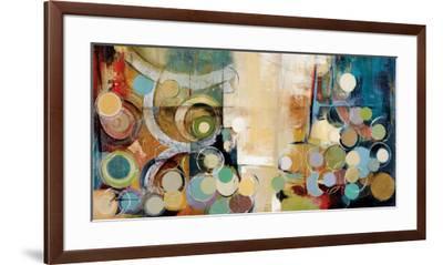 Floating III-Judeen-Framed Art Print