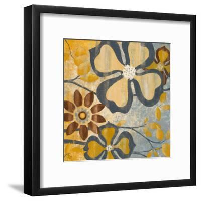 Enchanted Garden I-Maria Donovan-Framed Art Print