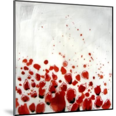 Red Drops VIII--Mounted Art Print