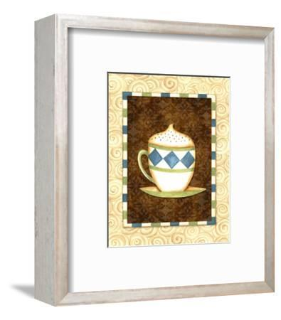 Mocha Latte IV-Sydney Wright-Framed Art Print