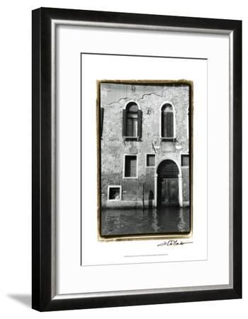 The Doors of Venice VI-Laura Denardo-Framed Art Print