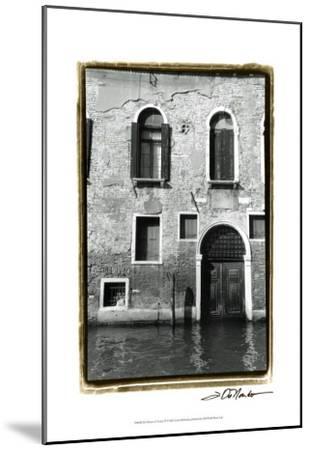 The Doors of Venice VI-Laura Denardo-Mounted Art Print