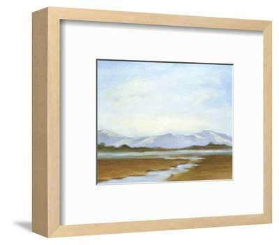 Small Summer Horizons IV-Ethan Harper-Framed Art Print