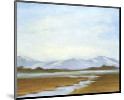 Small Summer Horizons IV-Ethan Harper-Mounted Art Print