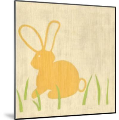 Best Friends - Bunny-Chariklia Zarris-Mounted Art Print