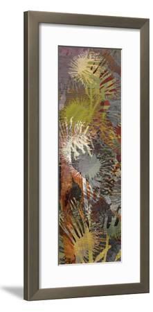 Thistle Panel I-James Burghardt-Framed Art Print