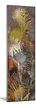 Thistle Panel I-James Burghardt-Mounted Art Print