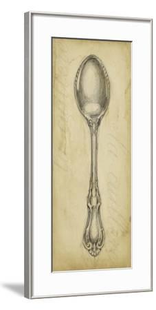 Antique Spoon-Ethan Harper-Framed Giclee Print