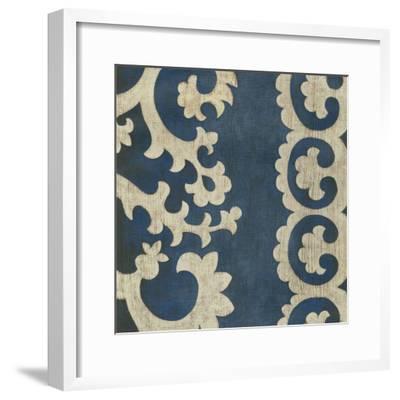 Indigo Suzani I-Chariklia Zarris-Framed Giclee Print