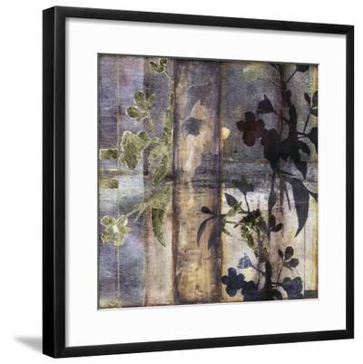 Lace & Light III-Jennifer Goldberger-Framed Art Print