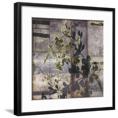 Lace & Light IV-Jennifer Goldberger-Framed Art Print