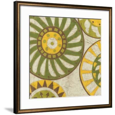 Equinox I-Chariklia Zarris-Framed Giclee Print