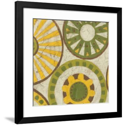Equinox II-Chariklia Zarris-Framed Giclee Print