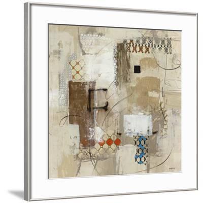 Lingo I-Danson-Framed Art Print