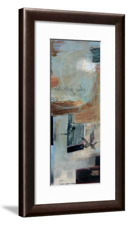 In The Garden I-Leslie Bernsen-Framed Giclee Print