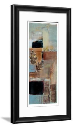 In The Garden II-Leslie Bernsen-Framed Giclee Print