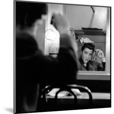 Elvis Presley--Mounted Art Print