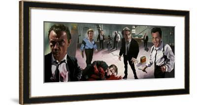 The Meeting Place-Justin Reed-Framed Art Print
