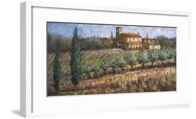 Tuscan Olives-Malcolm Surridge-Framed Art Print