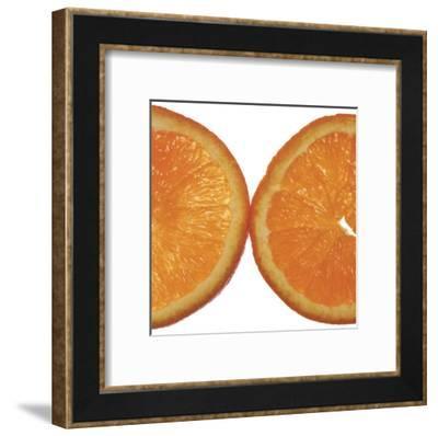Orange-Mitch Hughes-Framed Art Print