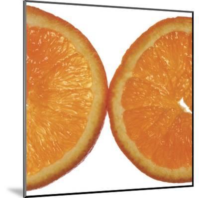 Orange-Mitch Hughes-Mounted Art Print