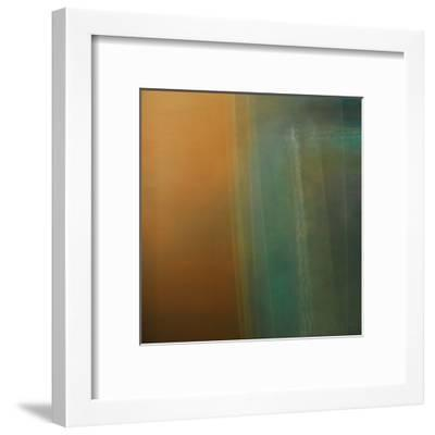 Abstract Vibration IV-Jean-Fran?ois Dupuis-Framed Art Print