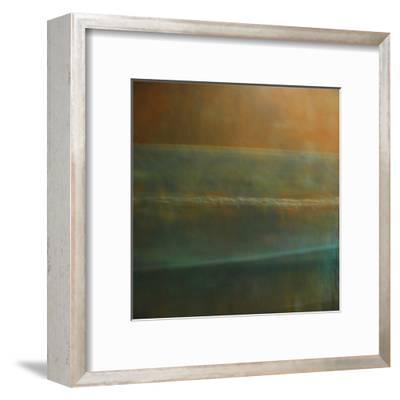 Abstract Vibration V-Jean-Fran?ois Dupuis-Framed Art Print
