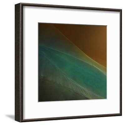 Abstract Vibration VI-Jean-Fran?ois Dupuis-Framed Art Print
